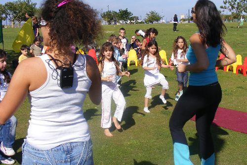 פעילויות לילדים בתל אביב