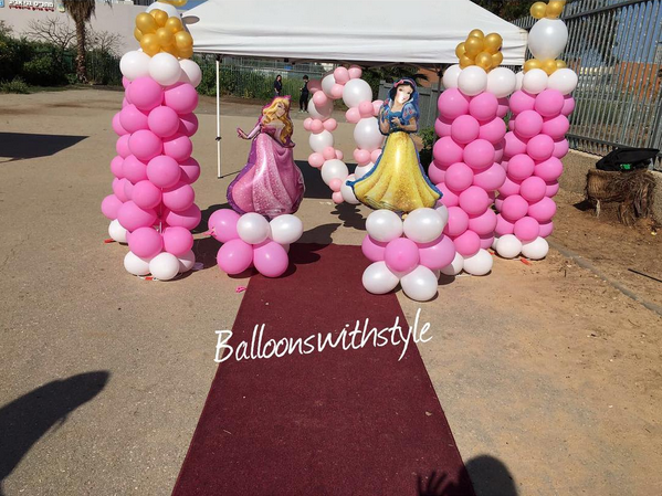 balloonswithstyle princes